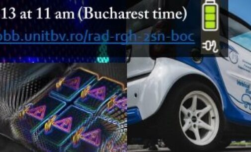 SIAR – UTBv – CONFERINȚĂ ONLINE